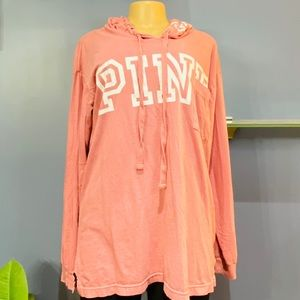 PINK Victoria's Secret Hoodie Shirt